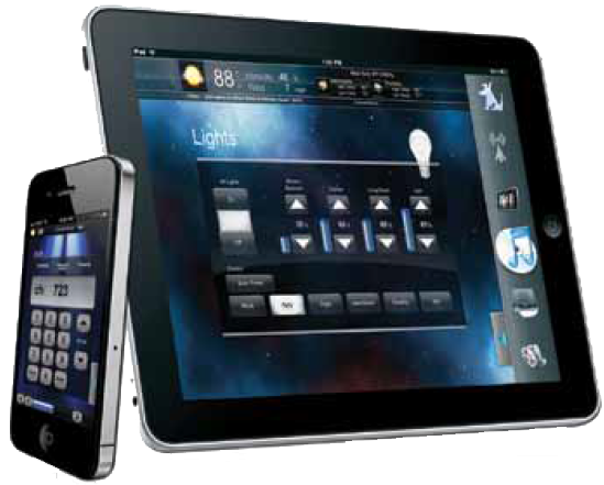 iPad-tablet